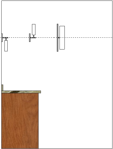 Height Of Wall Lights : Sconce-heights